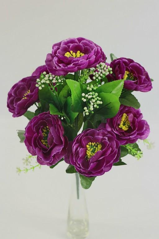 Камелия букет 5 голов, цветы оптом голицыно